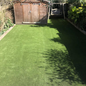 Easigrass Distribution Ltd 5 star review on 19th March 2021