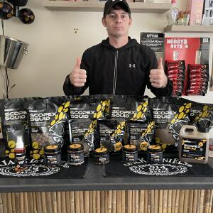 Carp Tackle Giveaways 5 star review on 3rd May 2021