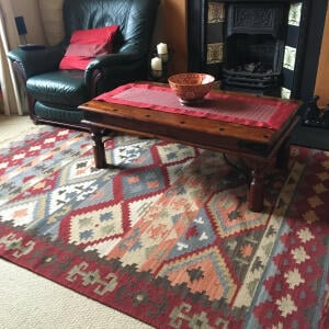 The Rug Seller Ltd 5 star review on 11th October 2021