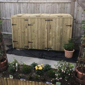 BritishBins Ltd 5 star review on 4th July 2018