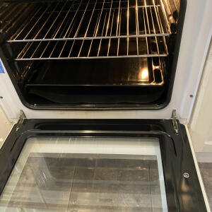 Select Oven Cleaning 5 star review on 8th August 2021
