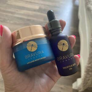 Bravura Cosmeceuticals Ltd 5 star review on 13th June 2021