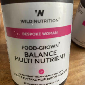 Wild Nutrition 5 star review on 26th March 2021