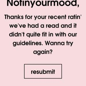 Missguided 1 star review on 11th June 2018