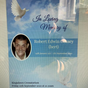 Devine Funeral Stationery 5 star review on 21st November 2020