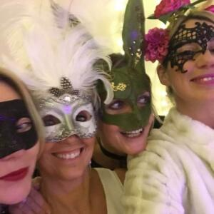 Just Posh Masks 5 star review on 4th December 2019