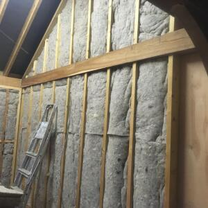Natural Insulations 5 star review on 18th February 2021