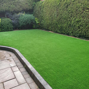 LazyLawn 5 star review on 3rd September 2020