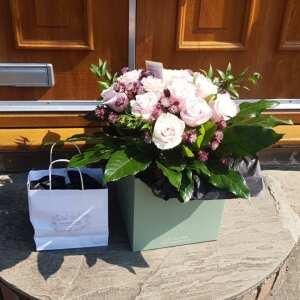 Verdure Floral Design Ltd 5 star review on 7th August 2021