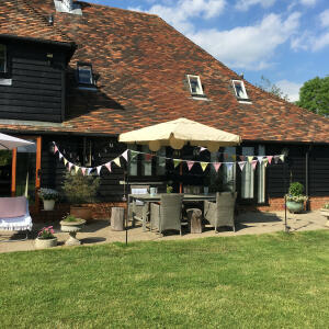 The Cotton Bunting 5 star review on 19th June 2021