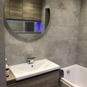 Bathroom Mountain 5 star review on 17th April 2021