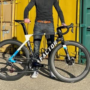 Factor Bikes 5 star review on 6th November 2020