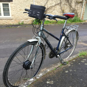 Swytch Bike 5 star review on 28th May 2021