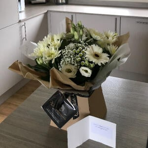 Williamson's My Florist 5 star review on 19th September 2020
