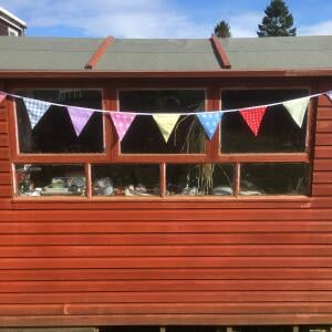 The Cotton Bunting 5 star review on 18th April 2021