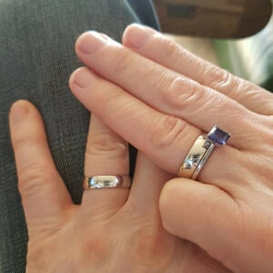 Wedding-Rings.co.uk 5 star review on 27th February 2021