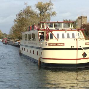 English Holiday Cruises Ltd. 5 star review on 24th October 2020