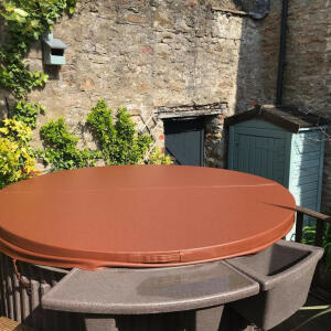 Castle Hot Tubs 5 star review on 18th May 2019