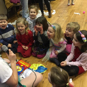 Happy Kinder Parties 5 star review on 28th February 2020