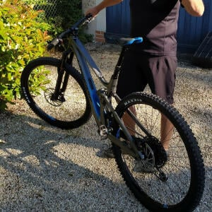 Triton Cycles 5 star review on 19th May 2020