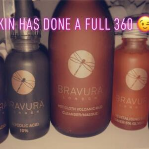 Bravura Cosmeceuticals Ltd 5 star review on 1st July 2020