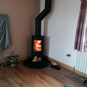 Calido Logs and Stoves 5 star review on 18th December 2020