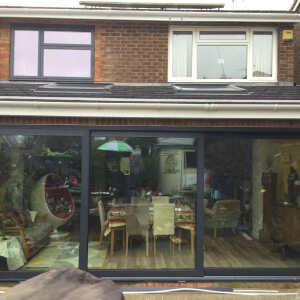 Express Bi Folding Doors Redhill 5 star review on 19th February 2021