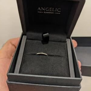 Angelic Diamonds 5 star review on 26th November 2020