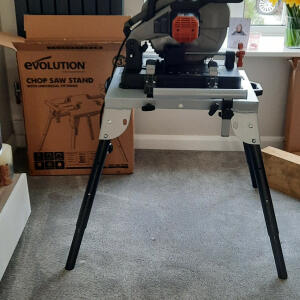 Evolution Power Tools 5 star review on 4th March 2021
