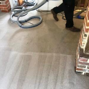 Clean A Carpet 5 star review on 7th June 2021
