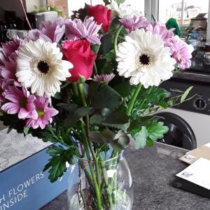B&M Flowers 5 star review on 29th November 2020