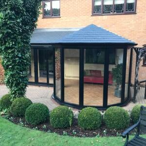 Oakdene Solid Conservatory Roofs 5 star review on 6th November 2020