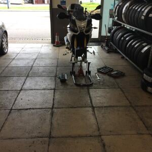 Watling Tyres 5 star review on 8th June 2018