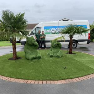 Easigrass Distribution Ltd 5 star review on 8th October 2019