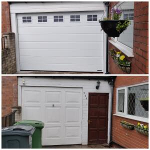 Dimension Garage Doors 5 star review on 29th June 2019