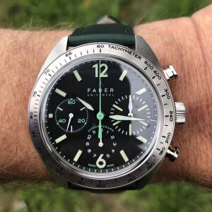 Farer 5 star review on 12th June 2021