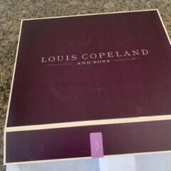 Louis Copeland & Sons 5 star review on 25th May 2020