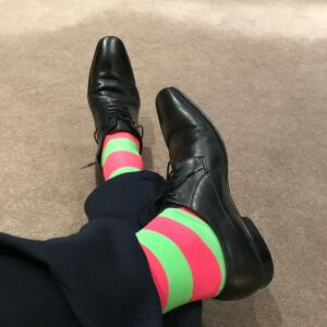 Henry J Socks 5 star review on 28th January 2019