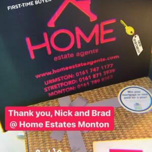 Home Estate Agents 5 star review on 29th June 2021