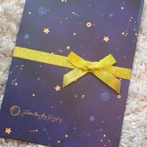 From the Sky Registry - Name a Star Gifts 5 star review on 11th December 2019