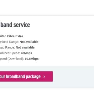 Plusnet 1 star review on 4th December 2019