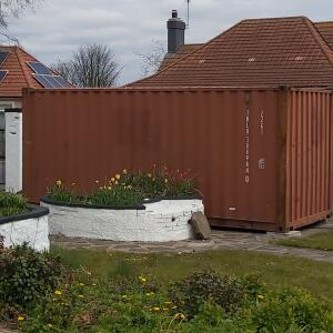 Cleveland Containers 5 star review on 26th April 2021