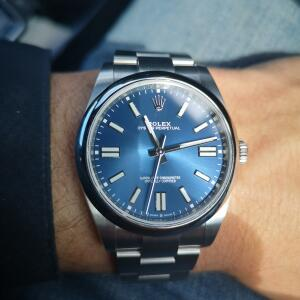 Edinburgh Watch Company 5 star review on 25th May 2021