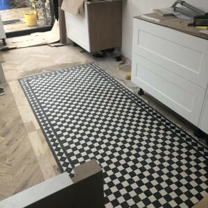 The London Tile Co. 5 star review on 16th February 2021