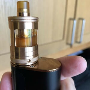 Vape UK CBD 5 star review on 26th July 2020