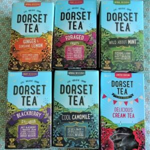 Dorset Tea 5 star review on 20th July 2021
