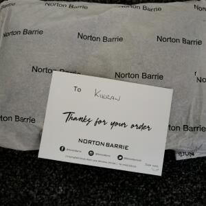 Norton Barrie 5 star review on 9th May 2021