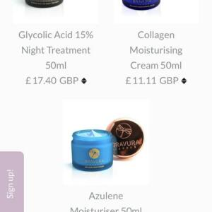 Bravura Cosmeceuticals Ltd 5 star review on 7th June 2020
