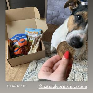 Natural Cornish Pet 5 star review on 10th June 2021