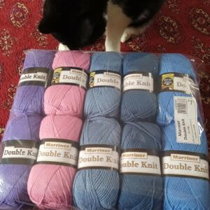 Marriner Yarns 5 star review on 14th September 2021